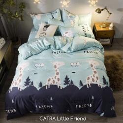 Sprei CATRA Little Friend