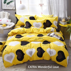 Sprei CATRA Wonderful Love