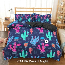 Sprei CATRA Desert Night
