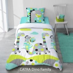 Sprei CATRA Dino Family