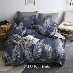 Sprei CATRA Palm Night