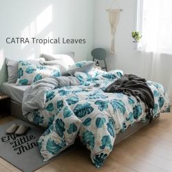Sprei CATRA Tropical Leaves