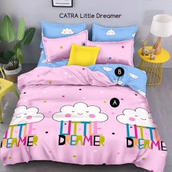 Sprei CATRA Little Dreamer