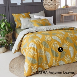 Sprei CATRA Autumn Leaves