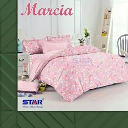 Sprei STAR Marcia Pink