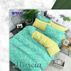 Sprei STAR Marcia Hijau