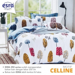 Sprei ESRA Celline