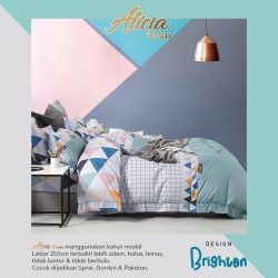 Sprei ALICIA Brighton
