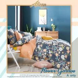 Sprei ALICIA Flower Garden