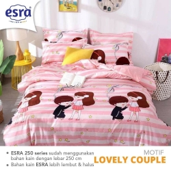 Sprei ESRA Lovely Couple