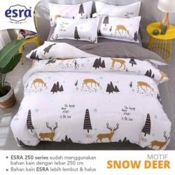 Sprei ESRA Snow Deer