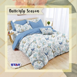 Sprei STAR Butterfly Season