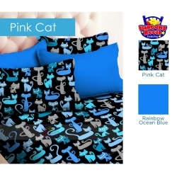 sprei-star-cat-biru