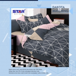 Sprei STAR Dakota Matching