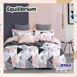 Sprei STAR Equilibrium Pink