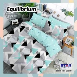 Sprei STAR Equilibrium Toska
