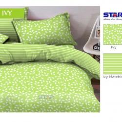 sprei-star-ivy-hijau