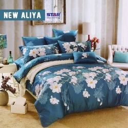 sprei-star-new-aliya-biru