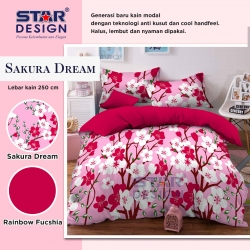sprei-star-sakura-dream-pink