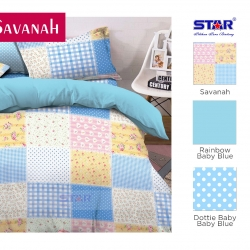 sprei-star-savanah