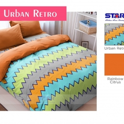 sprei-star-urban-retro-orange