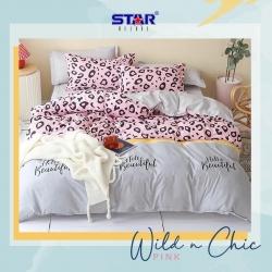 Sprei STAR Wild n Chic