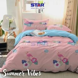 Sprei STAR Summer Vibes Pink