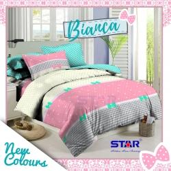 Sprei STAR Bianca Pink