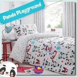 Sprei STAR Panda Playground