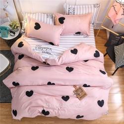Sprei STAR My Valentine Pink