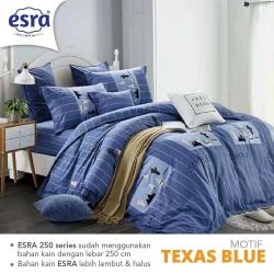 Sprei ESRA Texas Blue