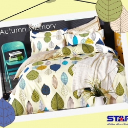 sprei-star-autum-memory-cream