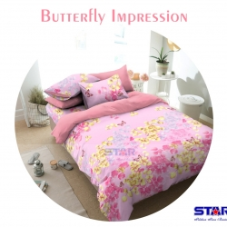 sprei-star-butterfly-impression-pink