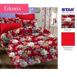 sprei-star-gloria-merah