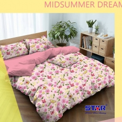 sprei-star-midsummer-dream-merah