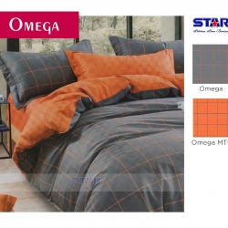 sprei-star-omega-orange