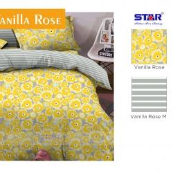 sprei-star-valilla rose-kuning
