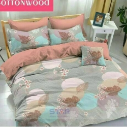 Sprei STAR Cotton Wood