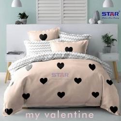 Sprei STAR My Valentine Salem