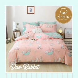 Sprei ELBHE Duo Rabbit Salem