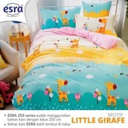 Sprei ESRA Little Giraffe Toska