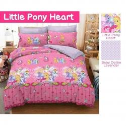 Sprei Star Little-Pony-Heart-Pink