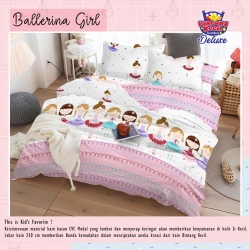 Sprei STAR Ballerina Girl
