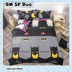 Sprei STAR Batman SP Duo