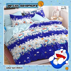 Sprei STAR De City Adventure