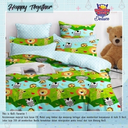 Sprei STAR Happy Together