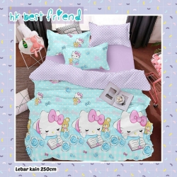 Sprei STAR HK. Best Friend Toska