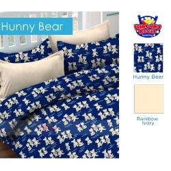 sprei-star-hunny-bear-navy