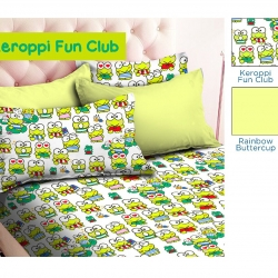 sprei-star-keroppi-fun-club