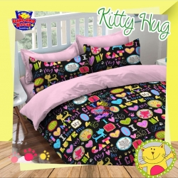 sprei-star-kitty-hug